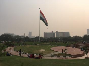 The O.P. Jindal Global University campus.