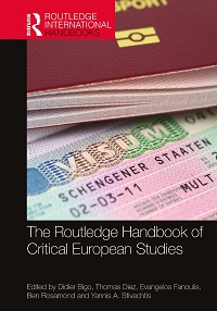 Picture of book cover Routledge Handbook