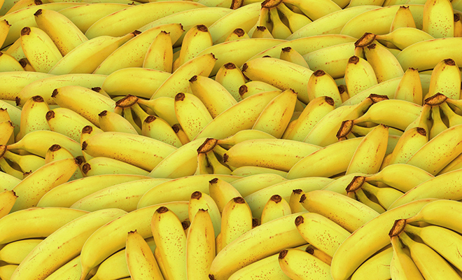 The so-called 'banana wars' highlighted how the WTO favoured large multinational companies at the expense of small producers (photo: Pete Linforth, pixabay)