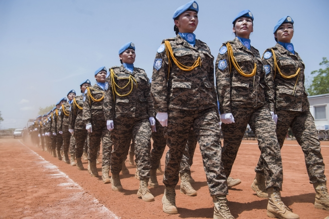 Women in Peacekeeping: Perspectives on Progress   ScienceNordic